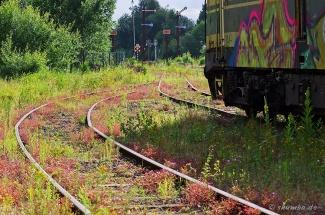 alter Bahnhof Raeren